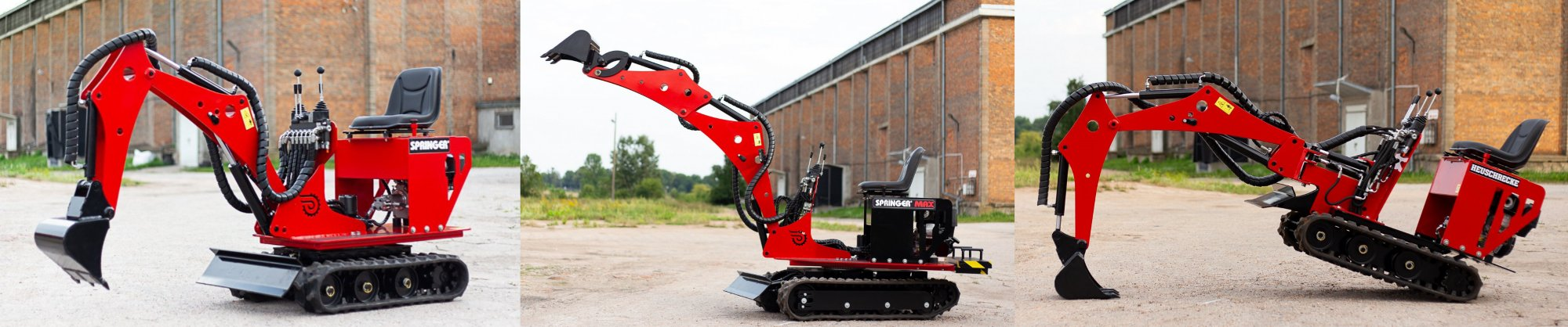 Elgo Plus Mini digger